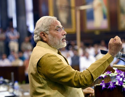 US opens new chapter with Modi's India