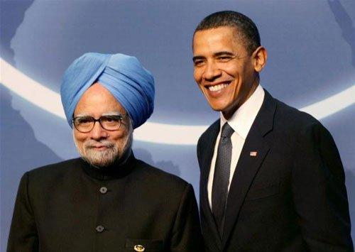 Obama writes to Manmohan, applauds his 'boldness'