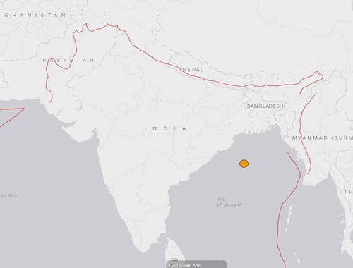 Quake jolts Delhi, NCR, Chennai, parts of North, East India