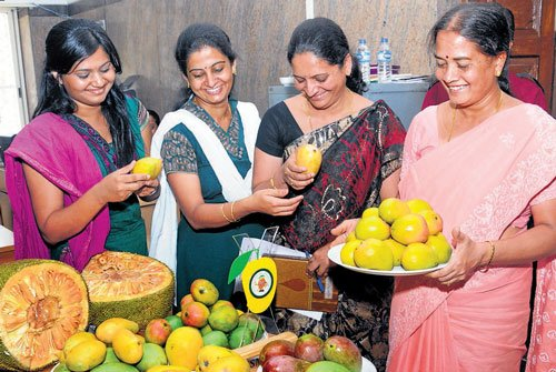 Mango, jackfruit fair tomorrow