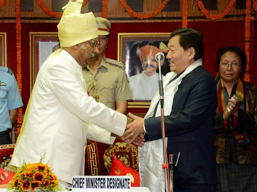 Chamling is longest serving CM