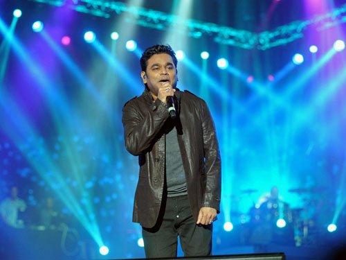 Rahman's 'Urvashi Urvashi' inspires Will.i.am's 'Birthday'