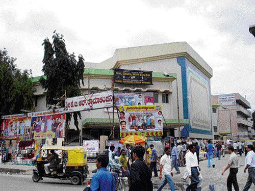 Gubbi Veeranna Rangamandira  to get Rs 50-lakh facelift