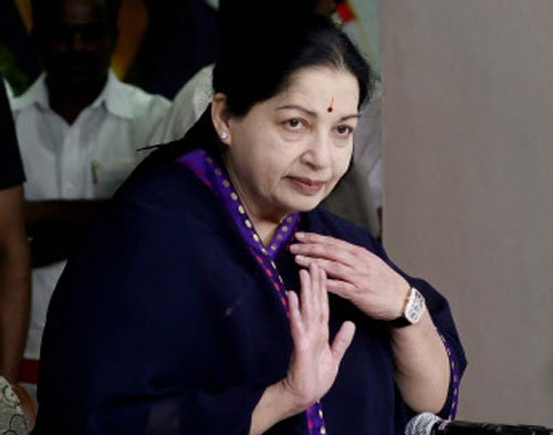 Ktk, Ker Cong CMs to skip Modi's swearing-in, Jaya keeps up suspense