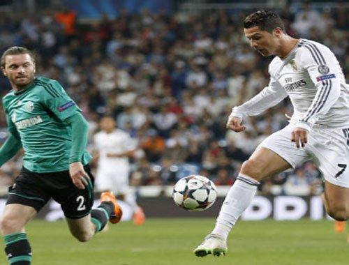 Ronaldo and Bale, stirring story of two predators