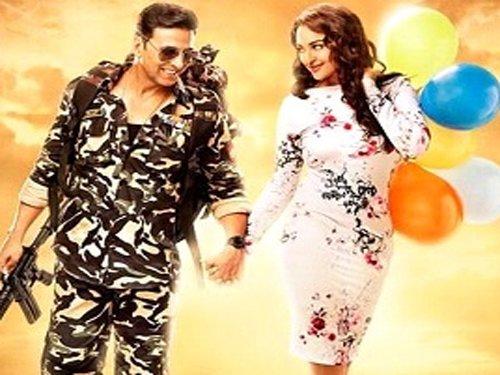Sonakshi should've got National Award: Akshay