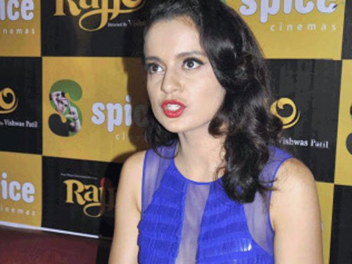 Could not accommodate Sujoy Ghosh's film: Kangana