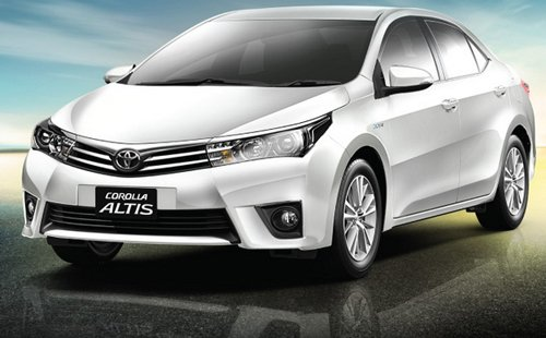 Toyota launches all new Corolla Altis priced at Rs 11.99 lakh