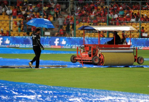 IPL Qualifier 1 called off due to rain