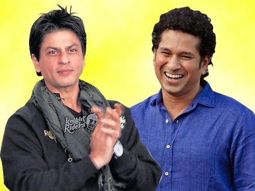 Tendulkar, SRK among 100 most 'obsessed-over people' on web