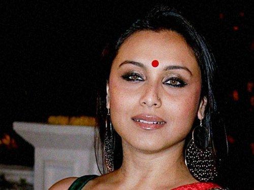 Rani Mukerji to play cop in 'Mardaani'
