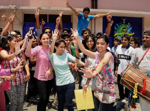 Class XII CBSE results: Girls outshine boys