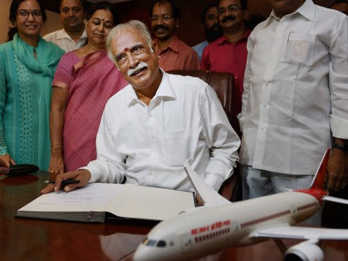Govt to review previous decisions: Civil aviation minister