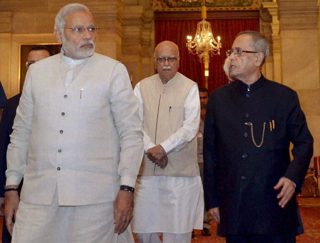Prez likely to unveil NDA's agenda on June 9