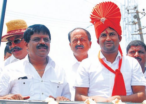 MP promises to fulfill expectation of voters