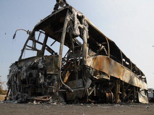 Volvo, owner, NHAI blamed for AP tragedy