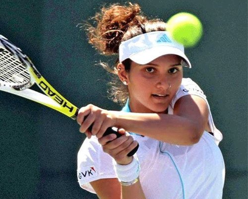 Sania in Wom doubles quarters, Bopanna ousted from French Open