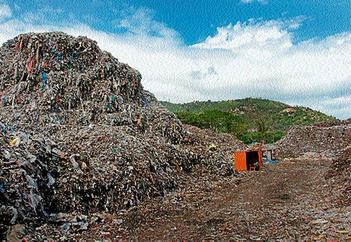 Garbage menace: City to get four new waste treatment plants