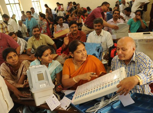 Filing of papers for RS, Council polls begins today