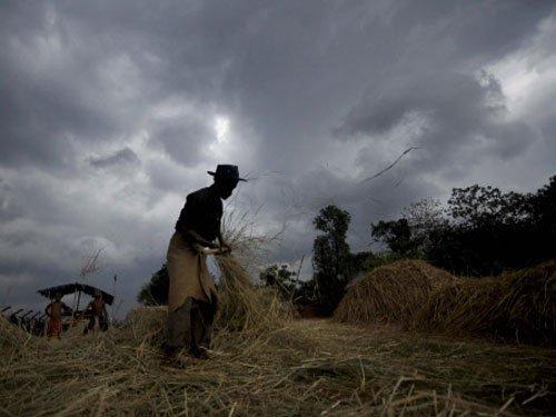 Weathermen worried as monsoon current stays still