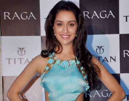 Shraddha 'overwhelmed' with feedback about her singing debut