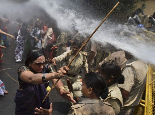 Pressure mounts on UP government over gang rape, murder of minors