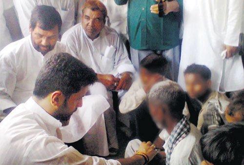 Slap SC/ST Act on rape accused: Centre