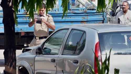Rural Development Minister Gopinath Munde dies in car accident