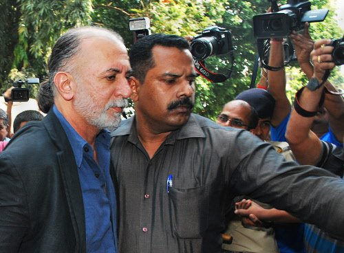 SC extends Tejpal's interim bail till June 27