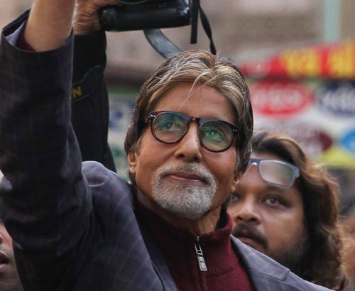 'Yudh' an endeavour to be different: Amitabh