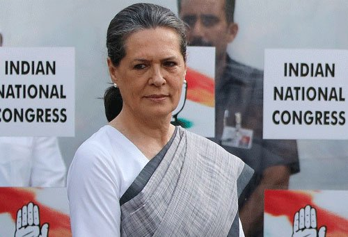 SC moved for probe into role of Sonia, top bureaucrats in coal scam