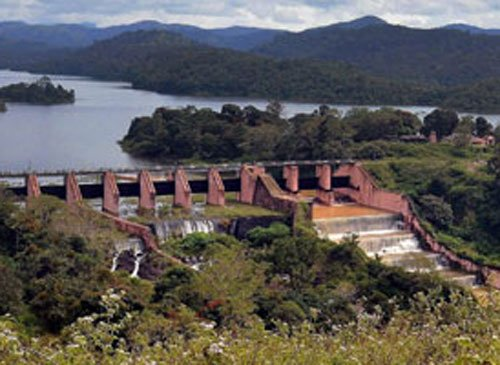 Dam water level up after four years of dry spell