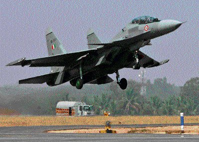 India, Russia to take up upgrading Su-30 jet with radar