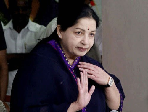 Cauvery issue on top of Jaya's priority list for Central govt