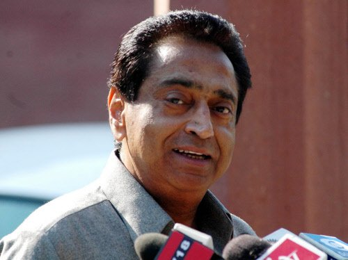 Kamal Nath sworn-in as Pro term Speaker of Lok Sabha