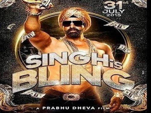 Kareena-Akshay team up for 'Singh Is Bling'