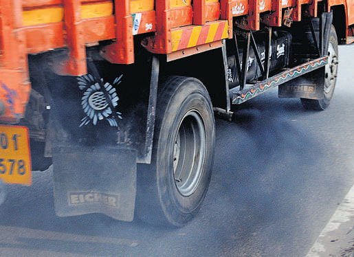 Bangalore among top 10 polluted places, govt turns blind eye