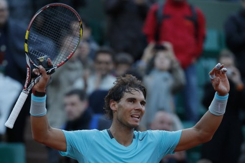 Nadal beats Ferrer to face Murray in French Open semis