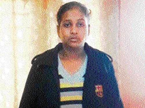 'Harshitha thought police are lax, won't catch her'