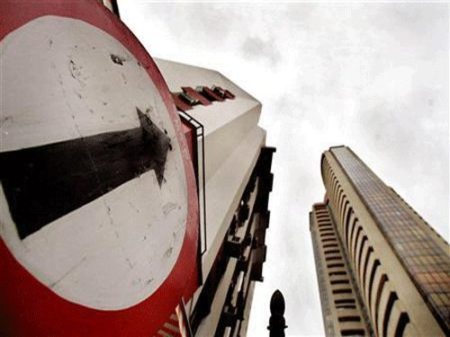 Sensex, Nifty jump nearly 5% to new peaks this week ...
