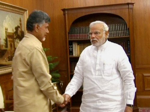 Modi vows to extend all possible help to AP