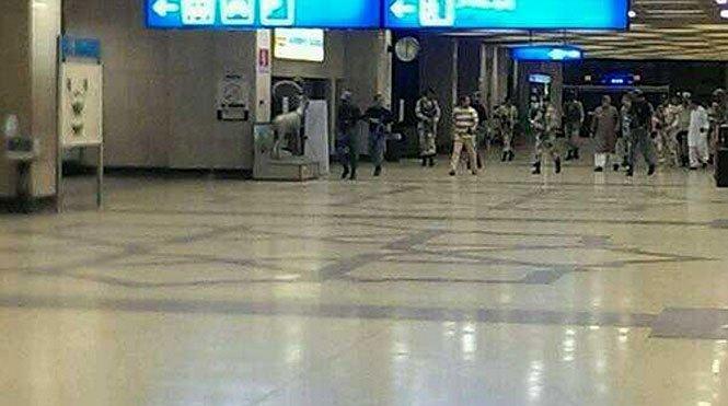 Fresh firing at Karachi airport, Pak Army resumes operations