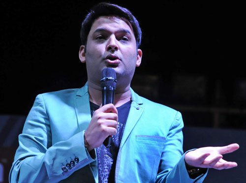 Kapil's dilemma - his comedy show must go on