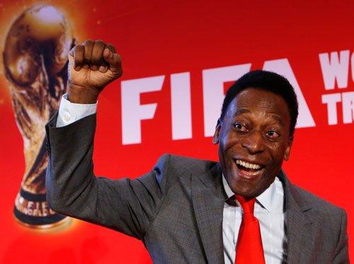 Pele looks to Brazil avenging 'Maracanazo' in final