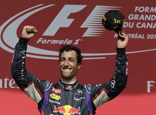 Ricciardo stands tall in thrilling climax