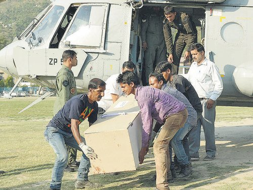 Beas survivors in deep shock