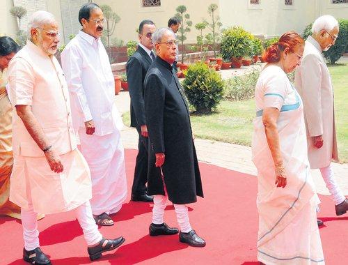 Curbing prices Modi's priority