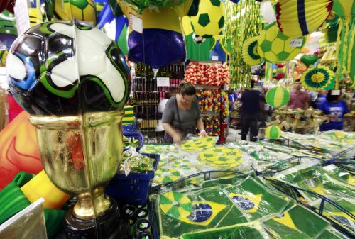 Seven teams to have top-level security in Brazil