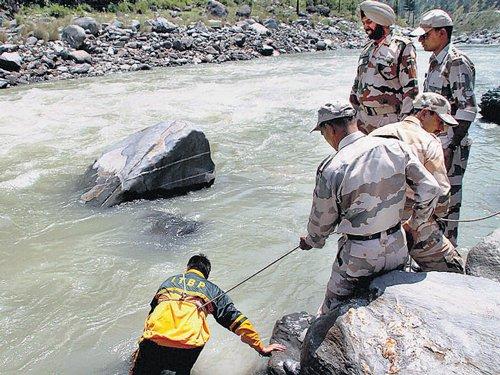 Video unfolds Beas river tragedy