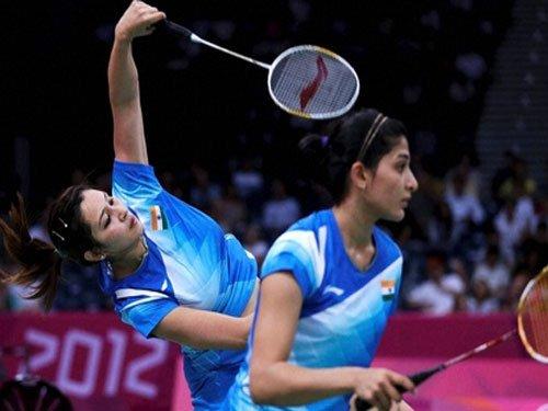 Jwala-Ashwini ousted from Japan Open